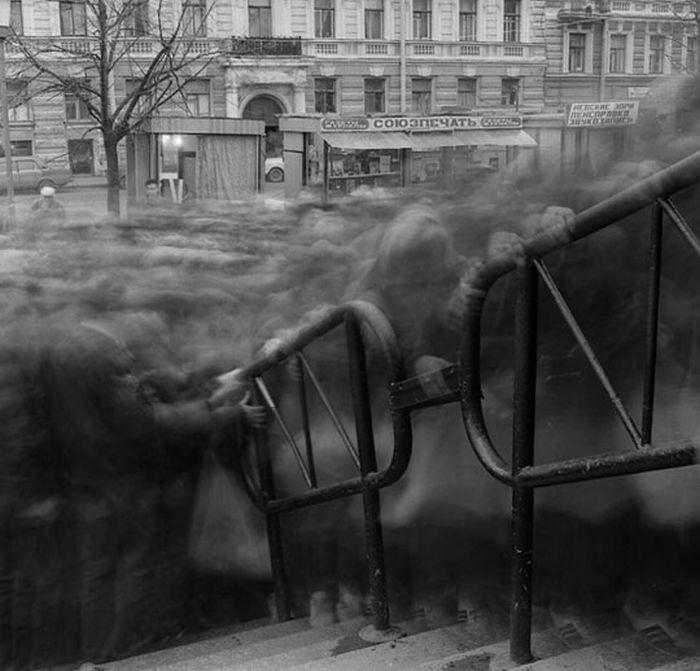 Тени Советского Союза (15 фото)