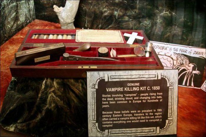 Наборы для истребления вампиров (38 фото)
