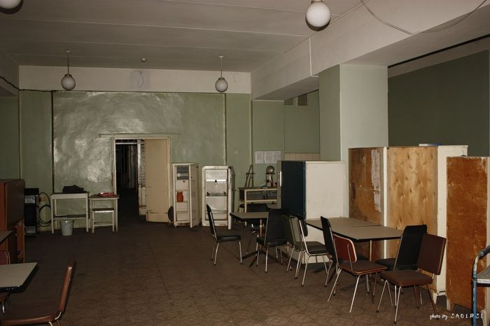 Туберкулезное отделение московской больницы (47 фото)