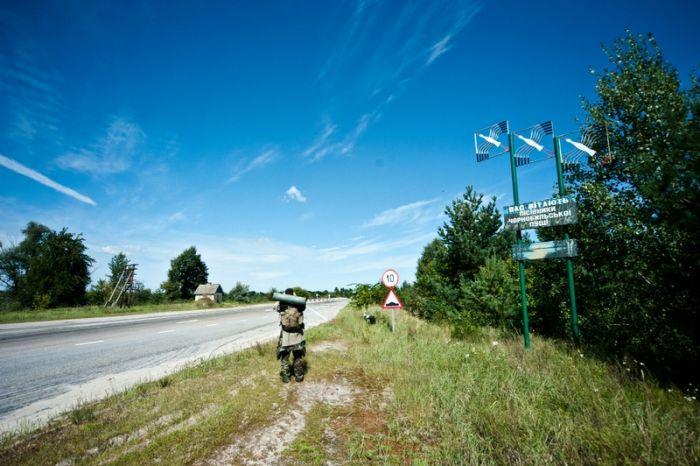 Прогулка по Припяти (41 фото)