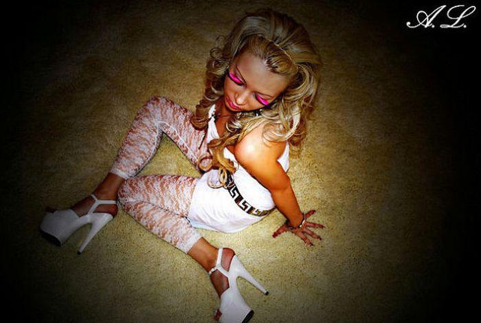 Гламурные куклы (49 фото)