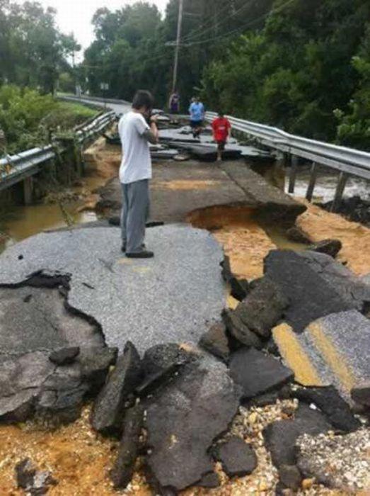 Ураган Ирен (50 фото)