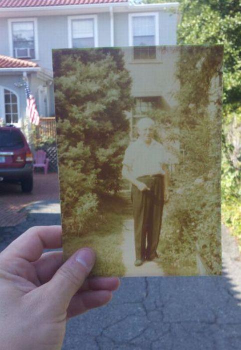 Возвращение в прошлое (90 фото)
