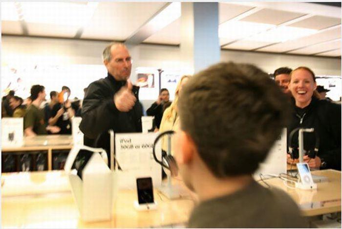 Самый преданный фанат Apple (7 фото)