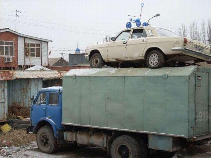 Только в России (38 фото)