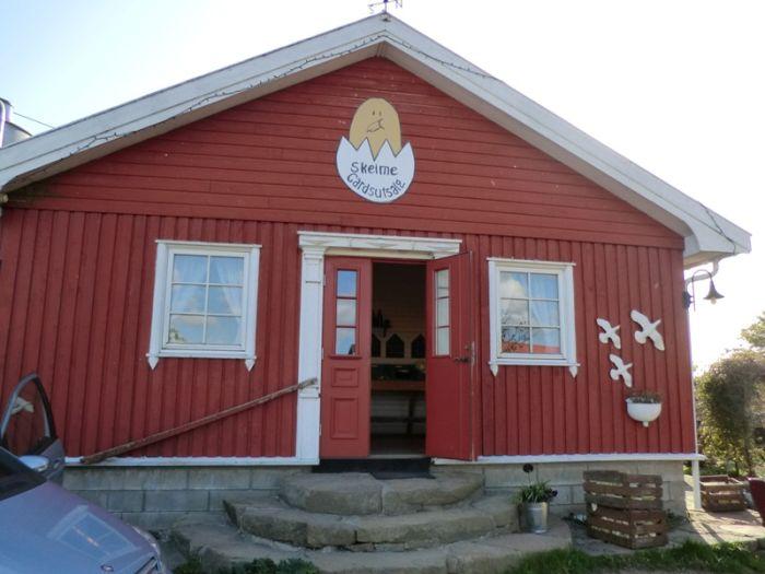 Норвежский магазин (11 фото)