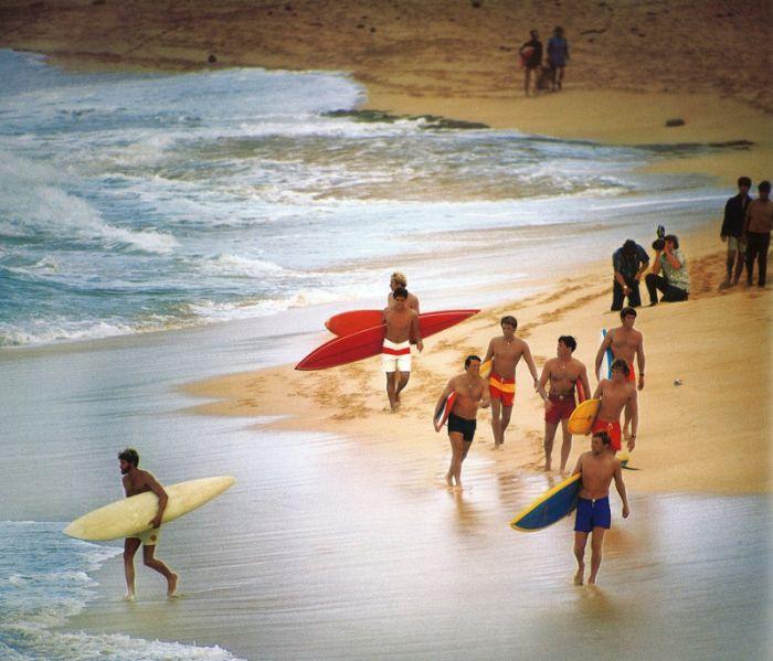Серфинг середины ХХ века (24 фото)