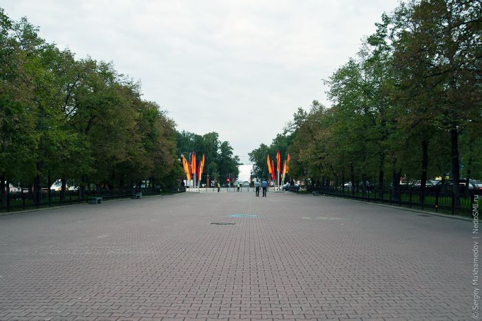 Ураза-байрам в Москве (34 фото)