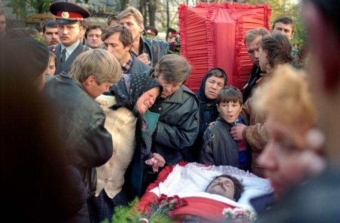 90-е годы в России (20 фото) » Триникси