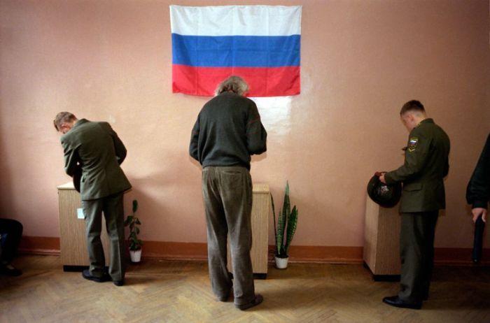 90-е годы в России (20 фото)