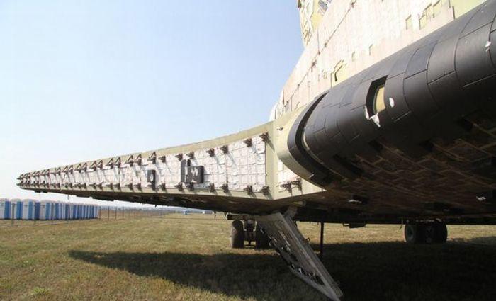 Буран на МАКС 2011. Часть 2 (30 фото)