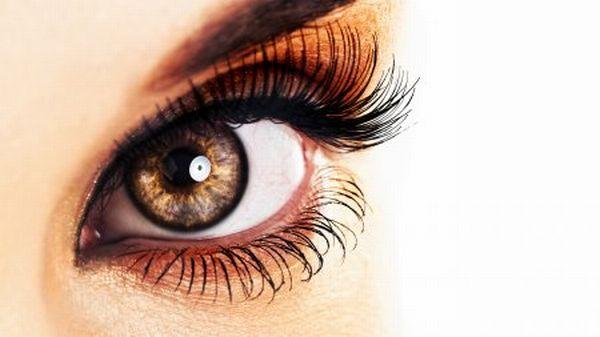 Красивые женские глаза и губки (30 Фото)