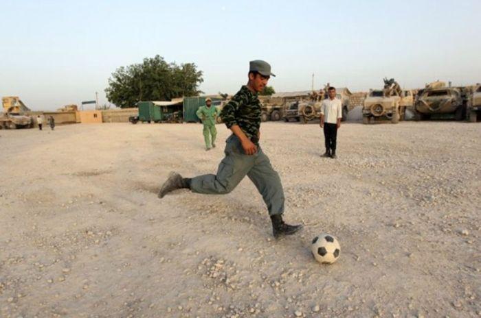 Полиция Афганистана (26 фото)