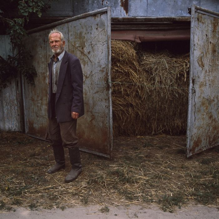 Деревни, в которых застывает время (36 фото)