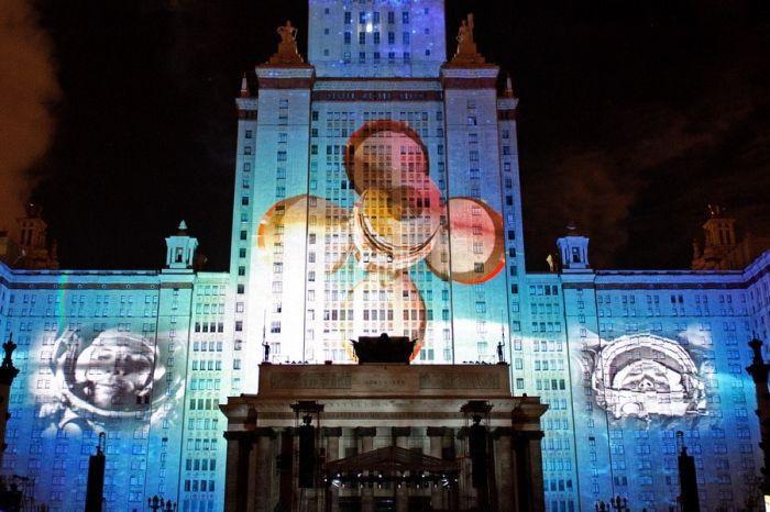 4D шоу в Москве (22 фото + видео)