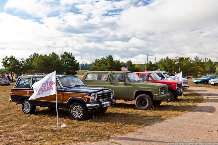 """Фестиваль """"Автострада"""" в Калуге (37 фото)"""