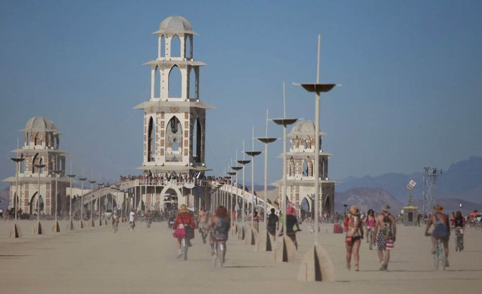 Burning Man 2011 (62 фото)
