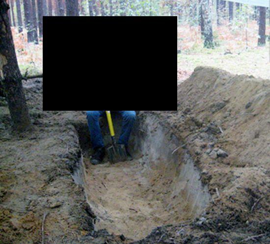 Жесть. Преступники хотели похоронить живую девушку и засняли это на видео