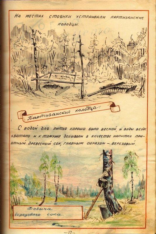 Журнал Рогачевских партизан (48 фото)