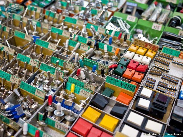 Японский радиорынок (33 фото)