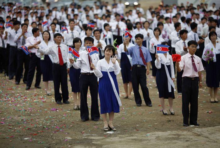 Лайнер Северной Кореи (39 фото)