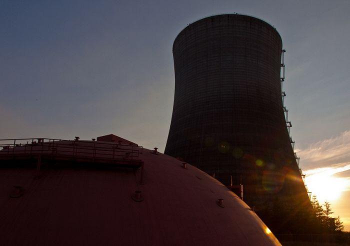 Заброшенная атомная станция (15 фото)