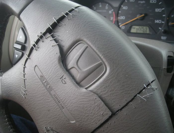 Ремонт машины своими руками (40 фото)