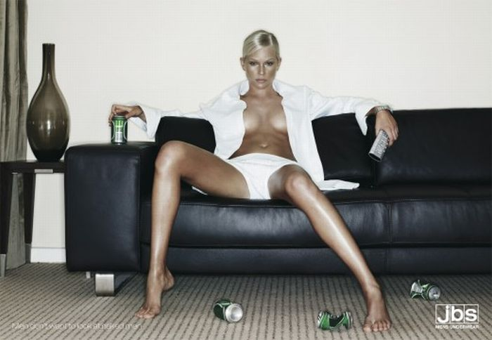 Сексуальная реклама (50 фото)