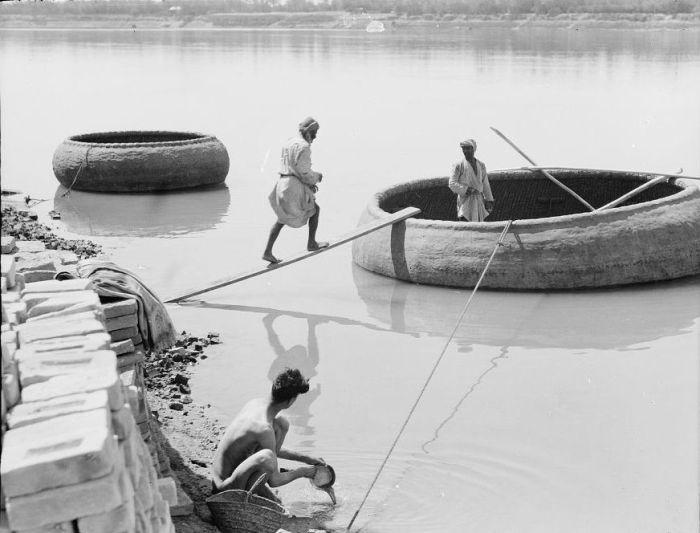 Ирак начала 20 века (32 фото)