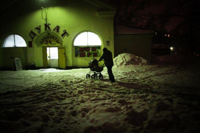 В ловушке нищеты (23 фото)