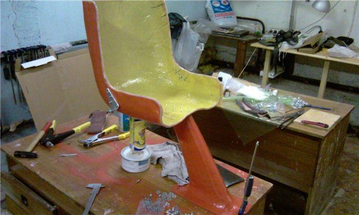Кресло для кайтбординга (18 фото)