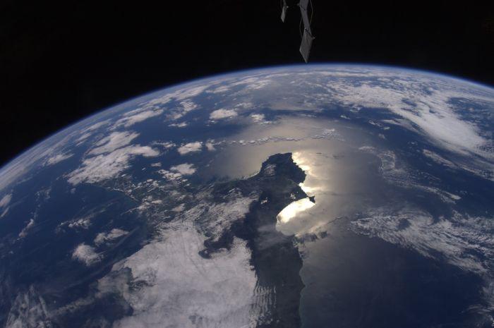 Взгляд из космоса 35 фото