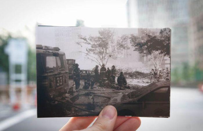 Назад в 11 сентября (23 фото)