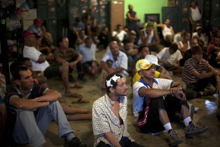 Реабилитационный центр для наркоманов в Венесуэле (36 фото)