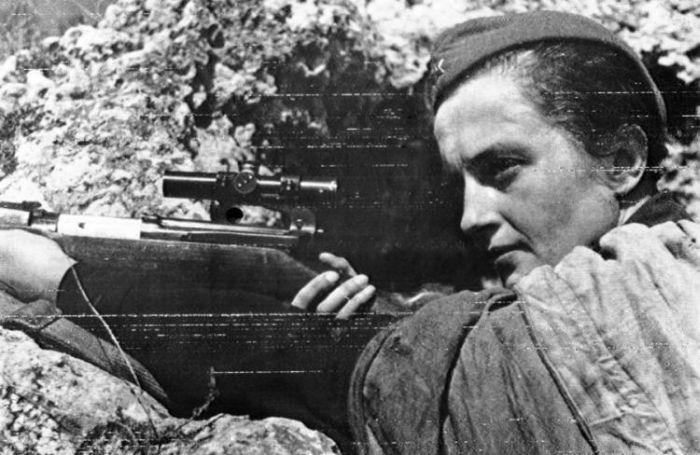 Участвовали во второй мировой войне