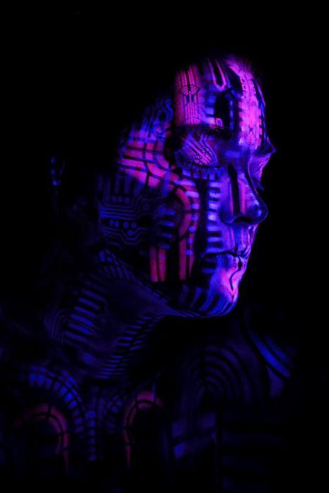 Нереальный бодиарт (31 фото)