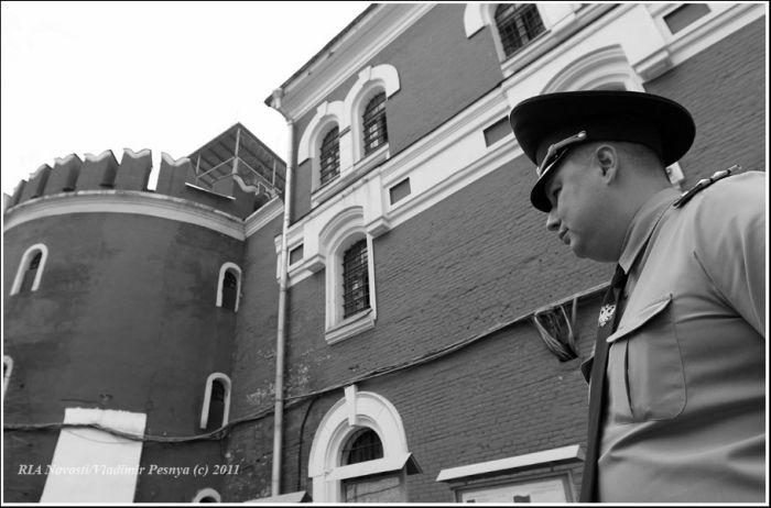 Бутырский СИЗО (21 фото)