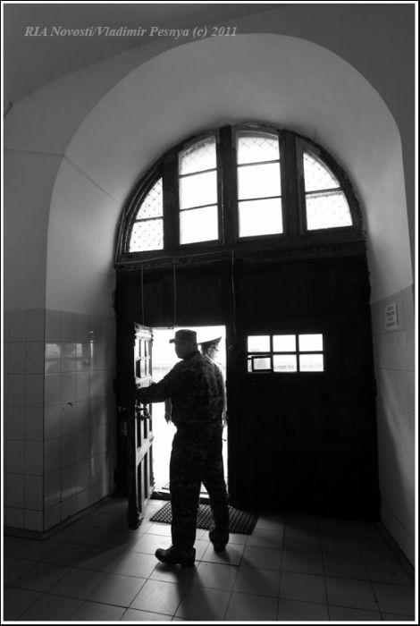 тюрьма фото зеков