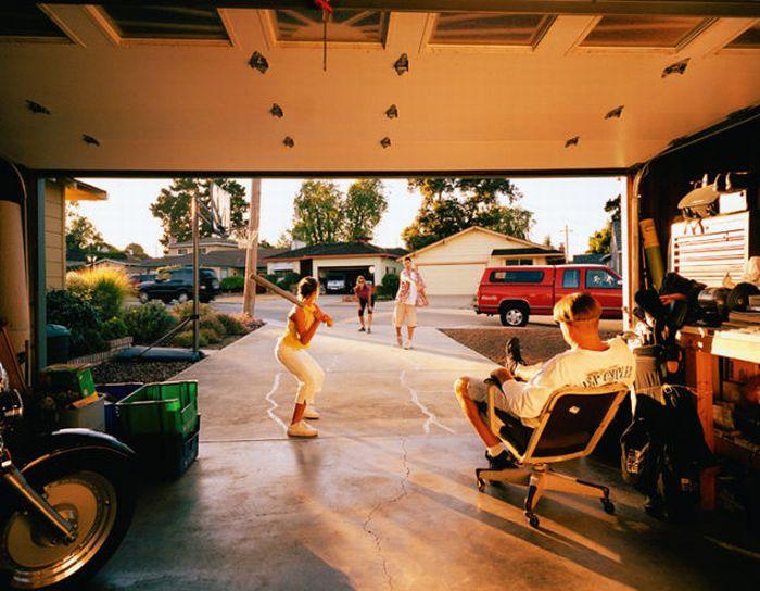 Жизнь в пригороде (49 фото)