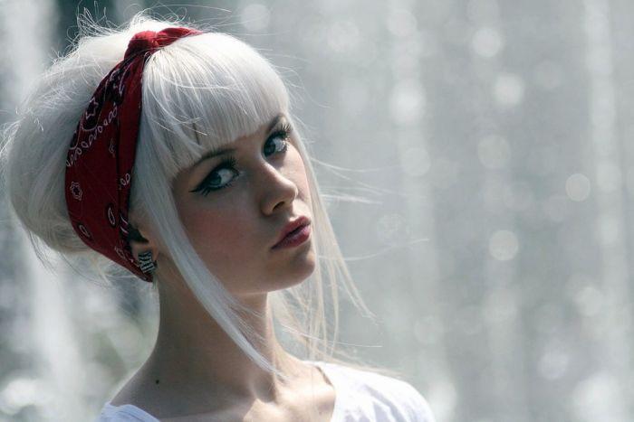 Красивые девушки (126 фото)