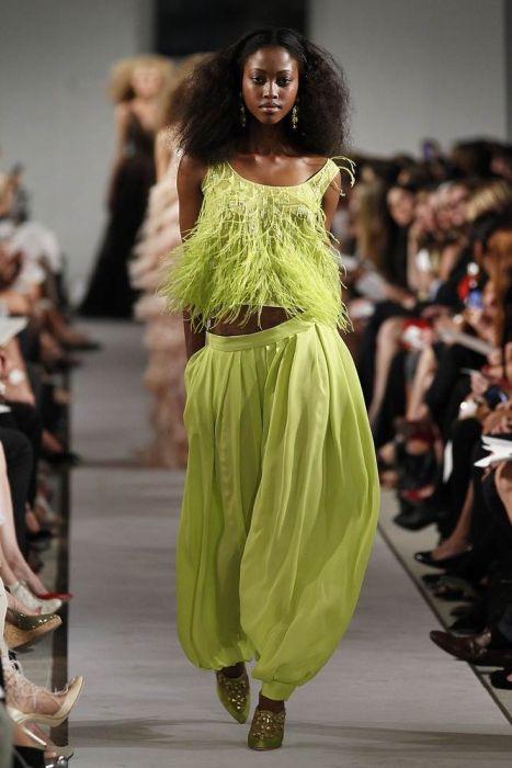 Неделя моды в Нью Йорке (23 фото)