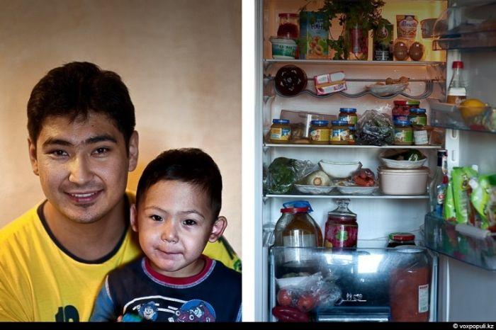 А что у вас в холодильнике? (15 фото)