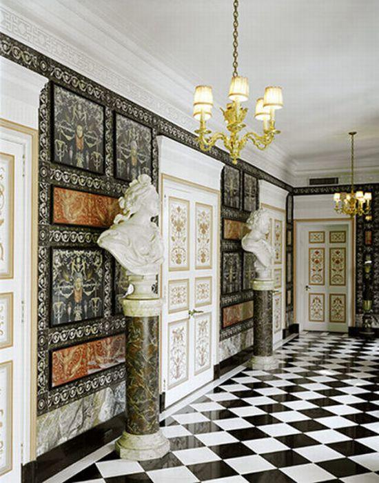 Дома знаменитостей (153 фото)