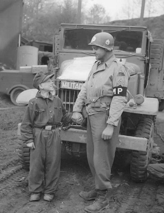 Дети войны (18 фото)