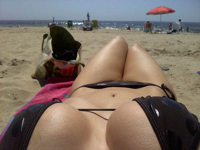Женская грудь. Правильный ракурс (19 фото)