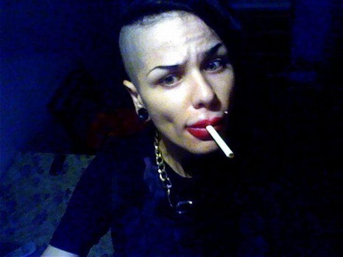 Кристина Рэй - новая участница Дом 2 (13 фото)