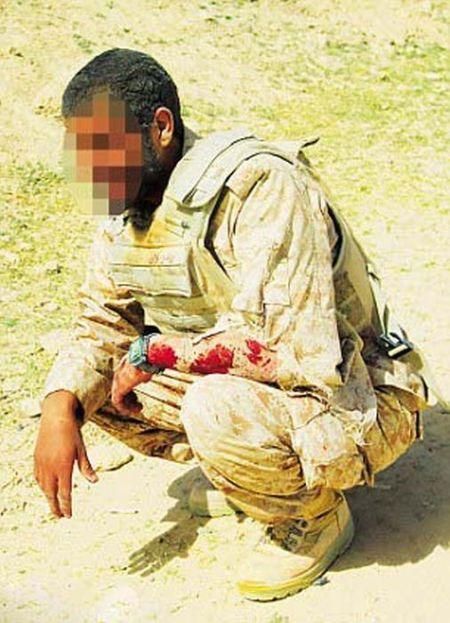 Нападение талибов (11 фото)