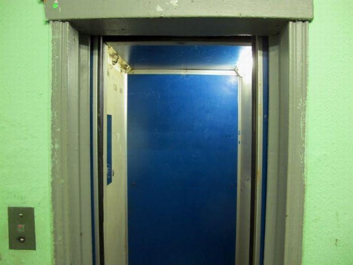 Чат в лифте (24 фото)