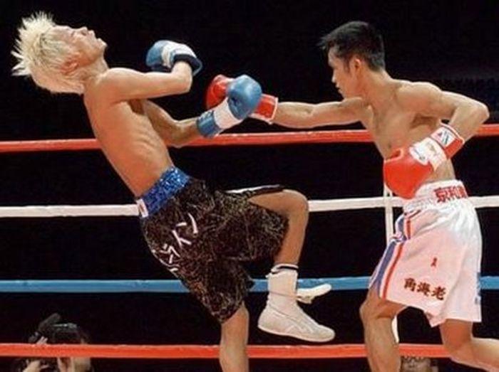 Точные попадания в боксе (36 фото)