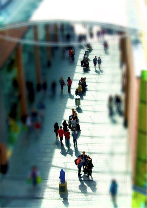Tilt-Shift фотография (40 фото)